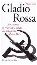 Copertina dell'audiolibro Gladio Rossa di TURI, Rocco