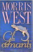 Copertina dell'audiolibro Gli amanti di WEST, Morris