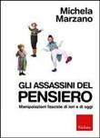 Copertina dell'audiolibro Gli assassini del pensiero di MARZANO, Michela