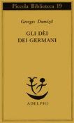 Copertina dell'audiolibro Gli dèi dei germani di DUMEZIL, Georges