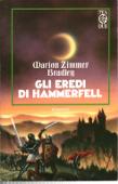 Copertina dell'audiolibro Gli eredi di Hammerfell di ZIMMER BRADLEY, Marion