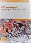 Copertina dell'audiolibro Gli europei – Per il primo e secondo anno di MONACI, Giorgio