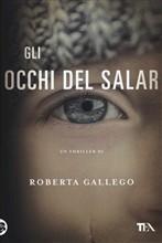 Copertina dell'audiolibro Gli occhi del Salar di GALLEGO, Roberta