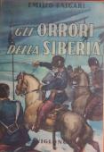 Copertina dell'audiolibro Gli orrori della Siberia di SALGARI, Emilio
