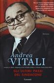 Copertina dell'audiolibro Gli ultimi passi del Sindacone di VITALI, Andrea