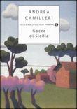 Copertina dell'audiolibro Gocce di Sicilia di CAMILLERI, Andrea