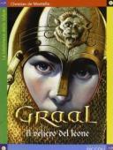 Copertina dell'audiolibro Graal: Il veliero del leone di MONTELLA, Christian de