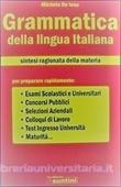 Copertina dell'audiolibro Grammatica della lingua italiana di PRANDI, Michele