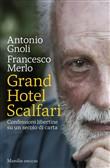 Copertina dell'audiolibro Grand hotel Scalfari