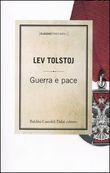 Copertina dell'audiolibro Guerra e pace. Vol. I di TOLSTOJ, Lev Nikolaevic