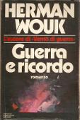 Copertina dell'audiolibro Guerra e ricordo di WOUK, Herman