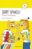 Copertina dell'audiolibro Guerre in famiglia di SPINELLI, Jerry