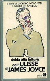 Copertina dell'audiolibro Guida alla lettura dell'Ulisse di James Joyce