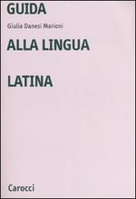 Copertina dell'audiolibro Guida alla lingua latina