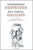 Copertina dell'audiolibro Hai vinto Galileo! di ODIFREDDI, Piergiorgio