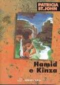 Copertina dell'audiolibro Hamid e Kinza di ST. JOHN, Patricia