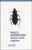 Copertina dell'audiolibro Hanno tutti ragione di SORRENTINO, Paolo