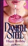 Copertina dell'audiolibro Happy birthday di STEEL, Danielle