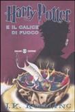 Copertina dell'audiolibro Harry Potter e il calice di fuoco (Vol. 4) di ROWLING, Joanne K.