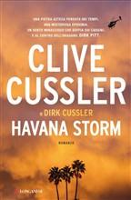 Copertina dell'audiolibro Havana storm di CUSSLER, Clive - CUSSLER, Dirk