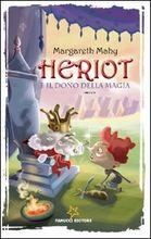 Copertina dell'audiolibro Heriot e il dono della magia di MAHY, Margaret