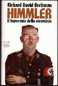 Copertina dell'audiolibro Himmler: Il burocrate dello sterminio di BREITMAN, Richard David