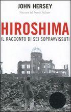 Copertina dell'audiolibro Hiroshima: la storia di sei sopravvissuti di HERSEY, John