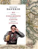 Copertina dell'audiolibro Ho finalmente capito l'Italia di DAVERIO, Philippe