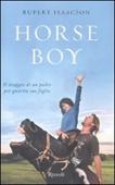 Copertina dell'audiolibro Horse boy di ISAACSON, Rupert