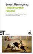 Copertina dell'audiolibro I 49 racconti di HEMINGWAY, Ernest