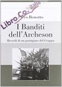 Copertina dell'audiolibro I banditi dell'Archeson di BONOTTO, Piero