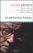 Copertina dell'audiolibro I cari estinti di PANSA, Giampaolo