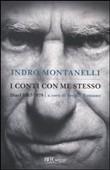 Copertina dell'audiolibro I conti con me stesso di MONTANELLI, Indro