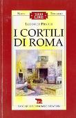 Copertina dell'audiolibro I cortili di Roma di PRATESI, Ludovico