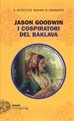 Copertina dell'audiolibro I cospiratori di Baklava di GOODWIN, Jason