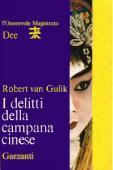 Copertina dell'audiolibro I delitti della campana cinese di VAN GULIK, Robert Hans