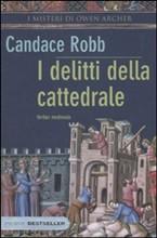Copertina dell'audiolibro I delitti della cattedrale