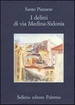 Copertina dell'audiolibro I delitti di via Medina-Sidonia di PIAZZESE, Santo