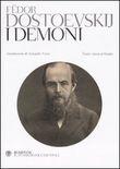 Copertina dell'audiolibro I Demoni di DOSTOEVSKIJ, Fëdor Mihajlovic