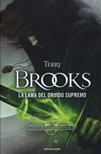 Copertina dell'audiolibro I difensori di Shannara 1 – La lama del druido Supremo di BROOKS, Terry