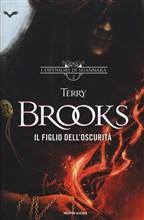 Copertina dell'audiolibro I difensori di Shannara 2 – Il figlio dell'oscurità di BROOKS, Terry
