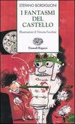 Copertina dell'audiolibro I fantasmi del castello di BORDIGLIONI, Stefano