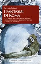 Copertina dell'audiolibro I fantasmi di Roma di FALCONI, Fabrizio