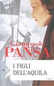 Copertina dell'audiolibro I figli dell'aquila di PANSA, Giampaolo