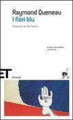 Copertina dell'audiolibro I fiori blu di QUENEAU, Raymond