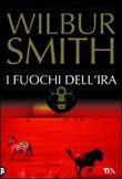 Copertina dell'audiolibro I fuochi dell'ira di SMITH, Wilbur