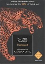 Copertina dell'audiolibro I Gattopardi di CANTONE, Raffaele