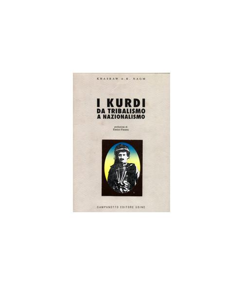 Copertina dell'audiolibro I Kurdi da tribalismo a nazionalismo di NAGM, Khasraw A.R.