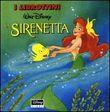 Copertina dell'audiolibro I librottini-La sirenetta di Walt Disney