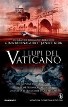 Copertina dell'audiolibro I lupi del Vaticano di BUONAGURO, Gina - KIRK, Janice